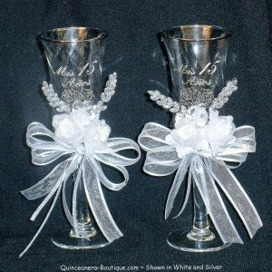 Quince Champagne Glasses-Elegance