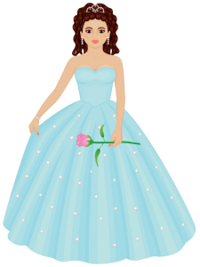 Blue Dress Quince