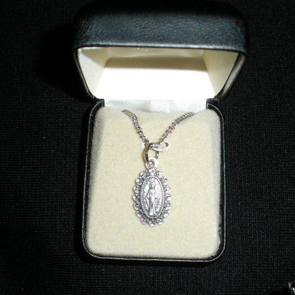 Miraculous Medal Pendant