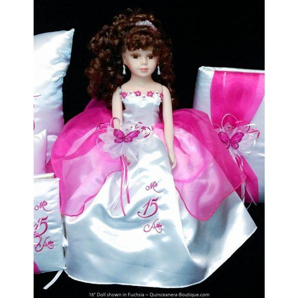 "Festividades Quince Doll – 16"""