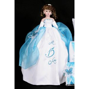 "Festividades Quince Doll - 24"""