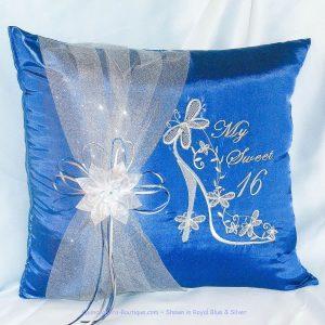 Cinderella Slipper Kneeling Pillow