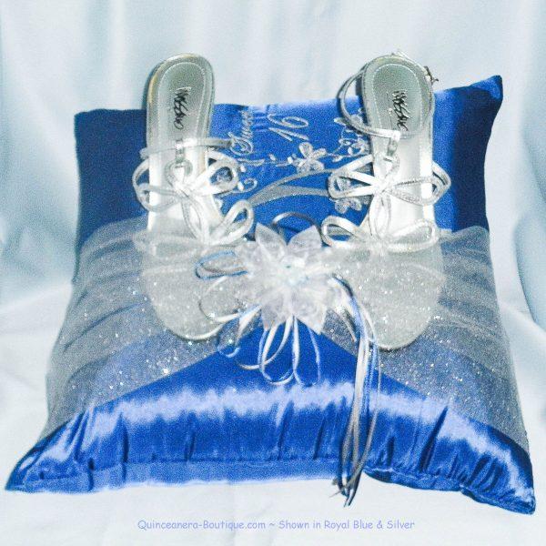 Cindereller Slipper Kneeling Pillow