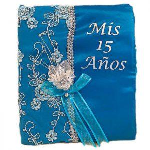 Fiesta Photo Album in Turquoise