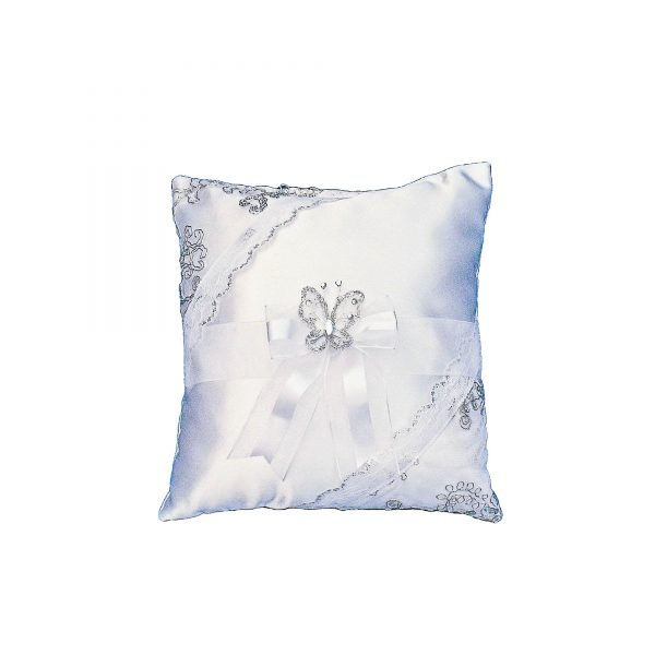 Butterfly Ceremony Pillow for the Tiara