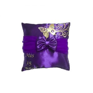 Butterfly Sparkle Pillow for the Tiara in Purple