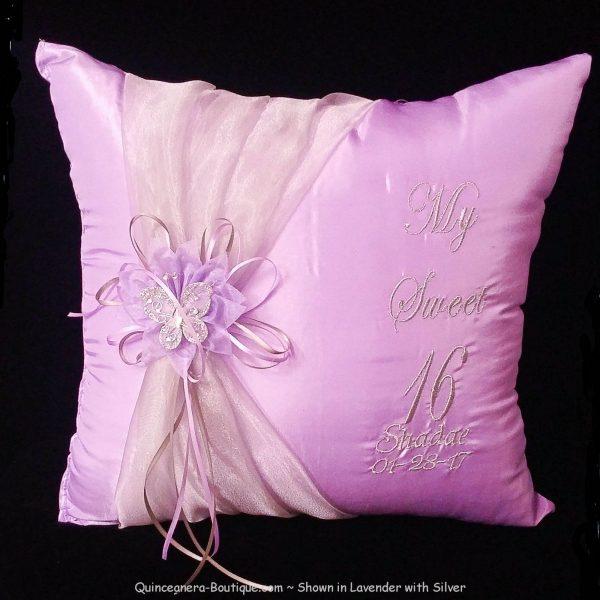 Celebration Kneeling Pillow Personalized