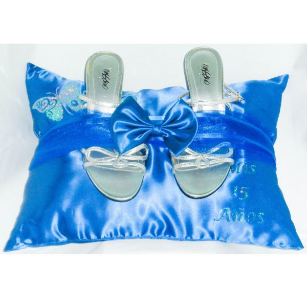 Butterfly Sparkle Pillow for the Shoes