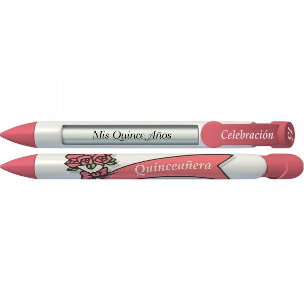 Celebration Pen 401-Quince Bouquet