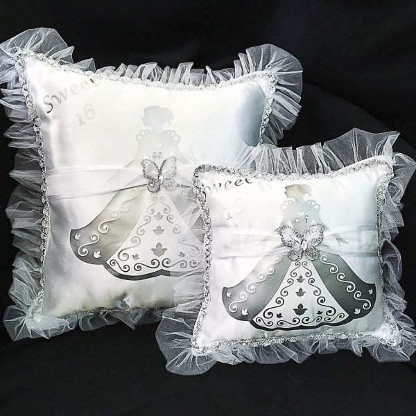 Debutante Ceremony Pillow Set