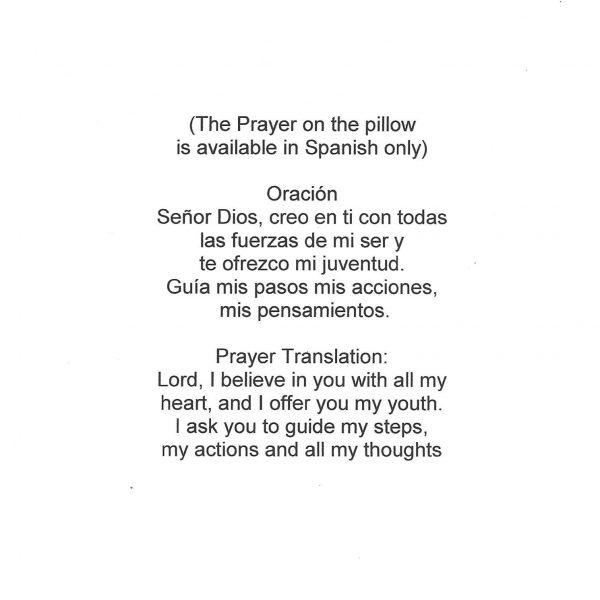 Quinceanera Prayer