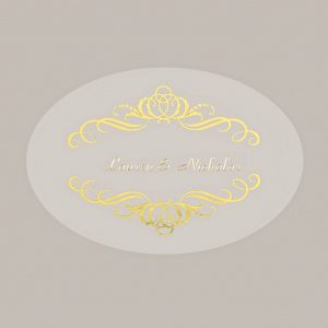 Gold Seal - Personalized