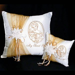 Belle Ceremony Pillow Set