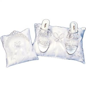 Butterfly Ceremony Pillow Set