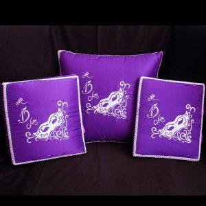 Masquerade Set in Purple