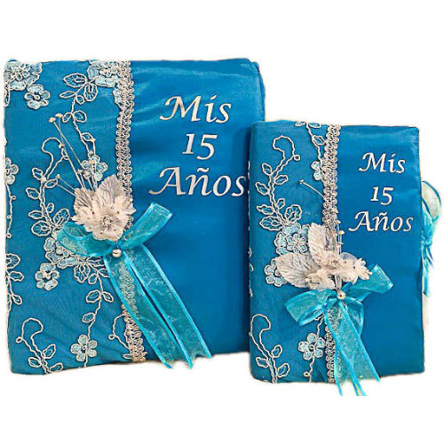 Fiesta Book Set in Turquoise