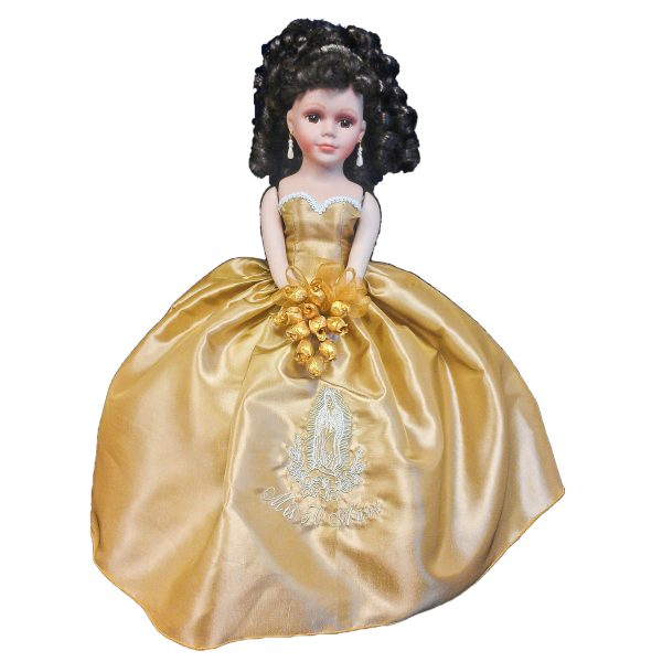 Our Lady of Guadalupe Doll