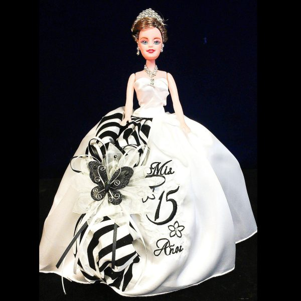 Barbie Caketop for Quince or Sweet 16