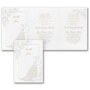Amor Eterno Wedding Invitation