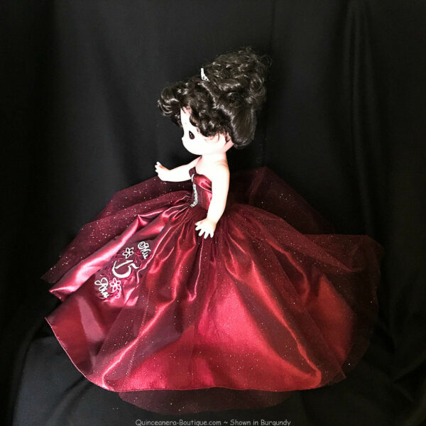 Precious Moments Doll - Side View
