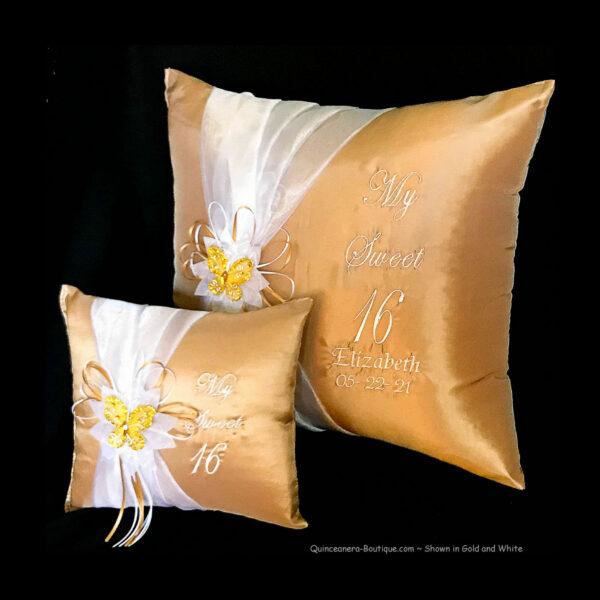 Celebration Ceremony Pillow Set Personalized